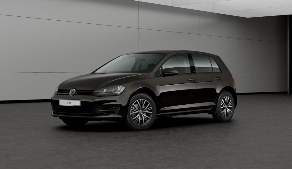 Volkswagen Golf 2500km