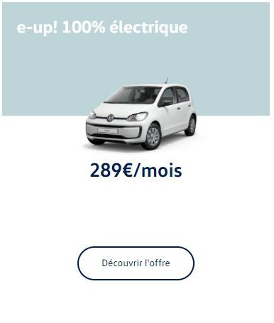 e-up! 100% électrique