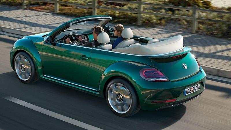 Coccinelle Cabriolet - 8